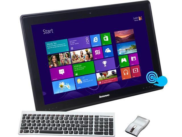 "Lenovo All-in-One PC IdeaCentre Horizon 27 (57315177) Intel Core i7 3537U (2.00 GHz) 8 GB DDR3 1 TB HDD 27"" Touchscreen Windows ..."