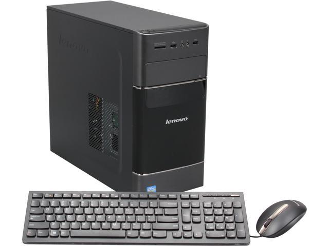 Lenovo Desktop PC H520 (57315552) Intel Core i5 3330 (3.00 GHz) 8 GB DDR3 1 TB HDD Intel HD Graphics 2500 Windows 8