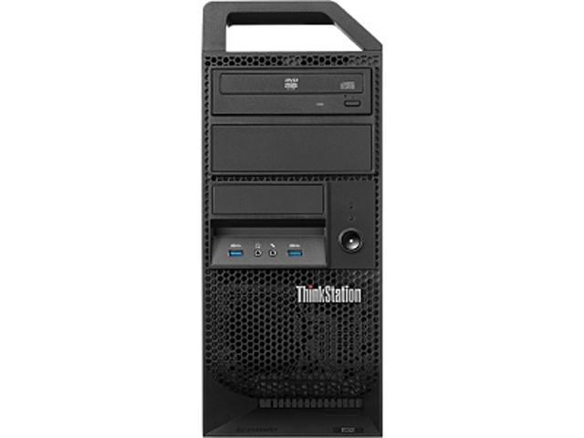 Lenovo Desktop PC ThinkStation 30A1002KUS Intel Core i5 4570 (3.20 GHz) 4 GB DDR3 500 GB HDD Windows 7 Professional 64-bit