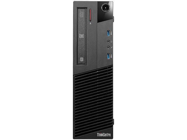 ThinkCentre M83 10AM0002US Desktop PC Intel Core i5 4670 (3.40GHz) 4GB DDR3 1TB HDD No Screen Windows 7 Professional 64-bit