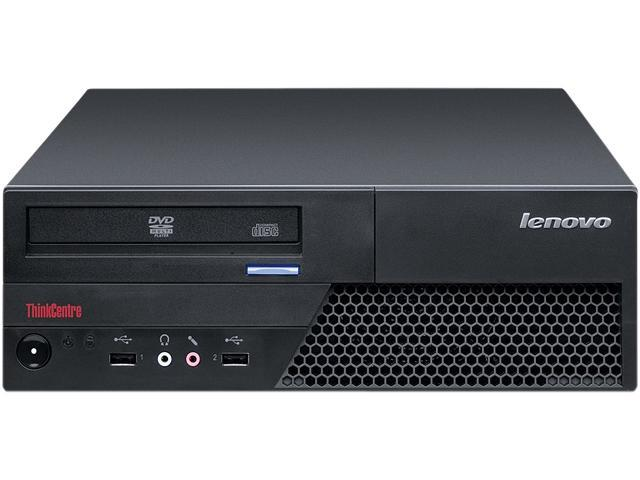 Lenovo Desktop PC ThinkCentre M58P Intel Core 2 Duo 3.0Hz 2GB 80 GB HDD Windows 7 Professional