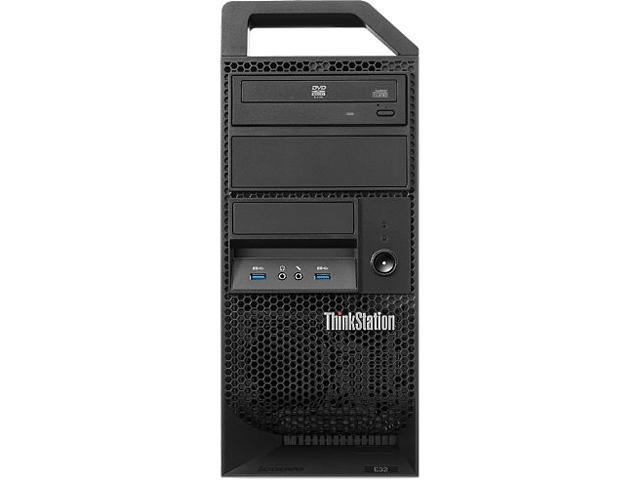Lenovo Desktop PC 30A1002UUS XEON E3-1240 v3(3.4 GHz) 8 GB DDR2 1 TB HDD Windows 7 Professional Upgradable to Windows 8 Pro