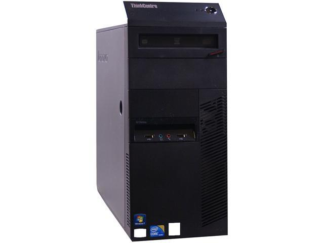 Lenovo Desktop PC M90P Intel Core i5 3.2 GHz 4GB 1 TB HDD Windows 7 Professional 64bit