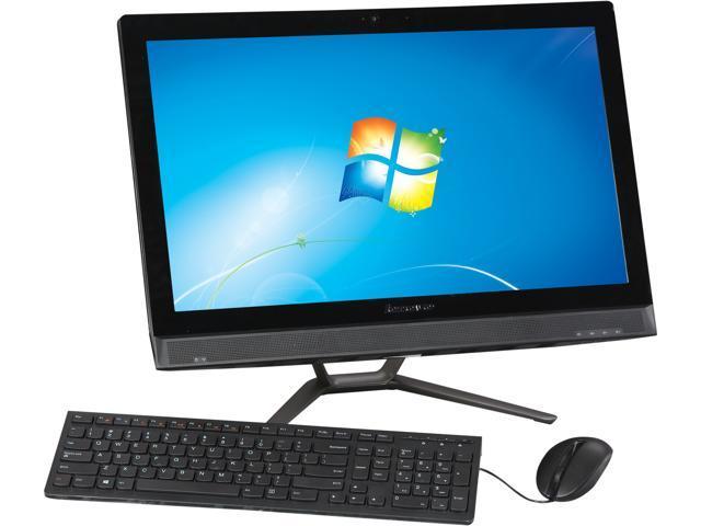 "Lenovo All-in-One PC C560 57329010 Intel Core i3 4150T (3.0 GHz) 4 GB DDR3 1 TB HDD 23"" Windows 7 Home Premium 64-bit"