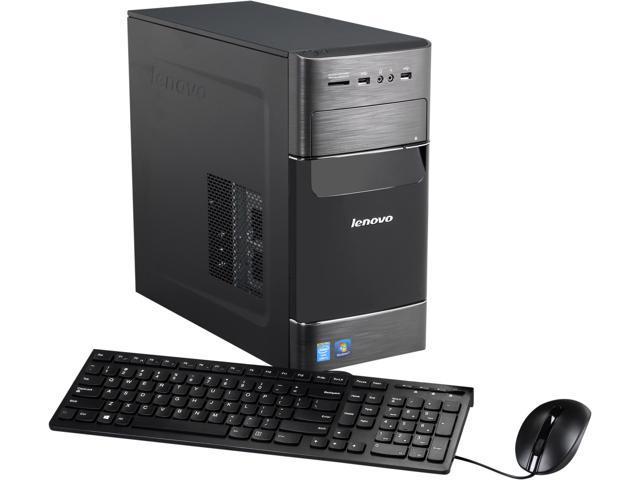 Lenovo Desktop PC H530 57327876 Intel Core i3 4150 (3.50 GHz) 6 GB DDR3 1 TB HDD Intel HD Graphics 4400 Windows 7 Home Premium 64-bit