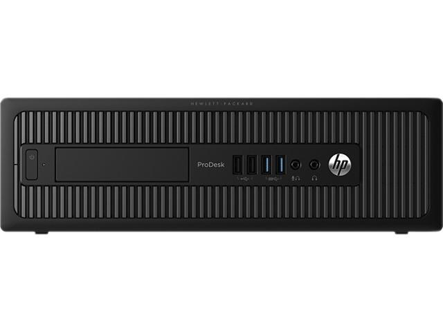 HP Business Desktop Desktop PC Intel Core i3 Standard Memory 4 GB Memory Technology DDR3 SDRAM Windows 7 Professional