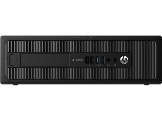 HP Desktop PC EliteDesk 800-G1 Intel Core i7 4770 (3.40 GHz) 4 GB DDR3 500 GB HDD W8P/W7P-64