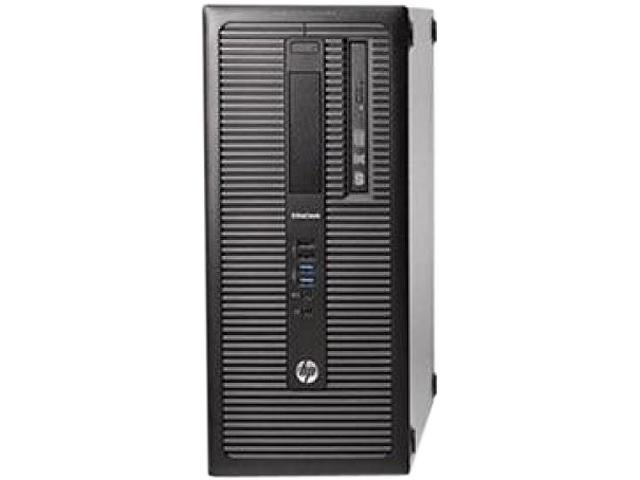 HP EliteDesk Desktop PC Intel Core i5 Standard Memory 4 GB Memory Technology DDR3 SDRAM 500GB HDD Windows 7 Professional