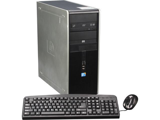 HP Desktop PC DC7900 Core 2 Duo E8500 (3.16 GHz) 3GB 160 GB HDD Windows 7 Home Premium 32-bit