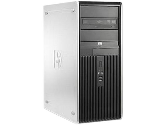 HP Desktop PC DC7900 TW-3.0-W7P Core 2 Duo 3.0 GHz 4 GB 160 GB HDD Windows 7 Professional