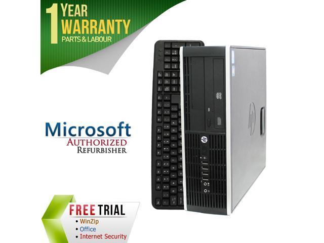 HP Desktop Computer 6200 Pro Intel Core i5 2nd Gen 2400 (3.10 GHz) 16 GB DDR3 2 TB HDD Intel HD Graphics 2000 Windows 7 Professional 64-Bit