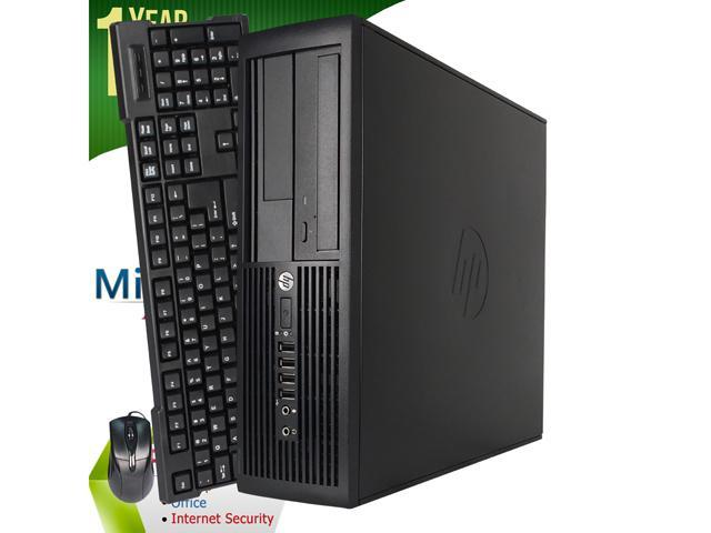 HP Desktop Computer PRO 4300 Intel Core i3 2nd Gen 3220 (3.30 GHz) 4 GB DDR3 250 GB HDD Intel HD Graphics 2500 Windows 7 Professional 64-Bit