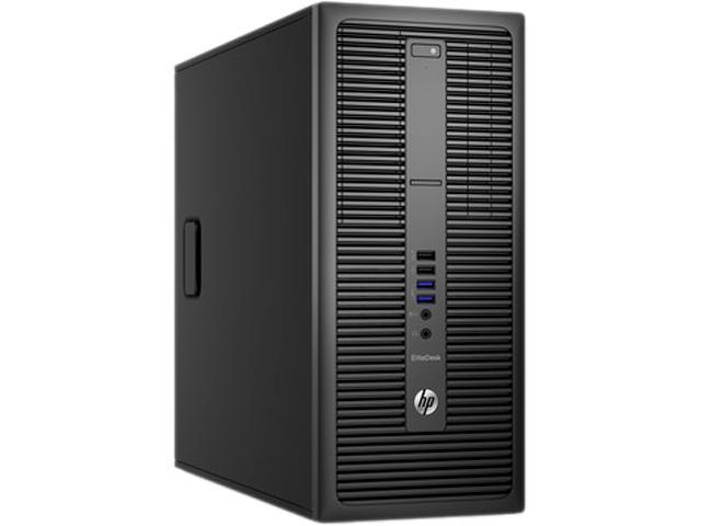 HP Desktop PC EliteDesk 800 G2 (P4K16UT#ABA) Intel Core i5 6500 (3.20 GHz) 8 GB DDR4 500 GB HDD Intel HD Graphics 530 Windows 7 Professional 64-Bit (available through downgrade rights from Windows 10
