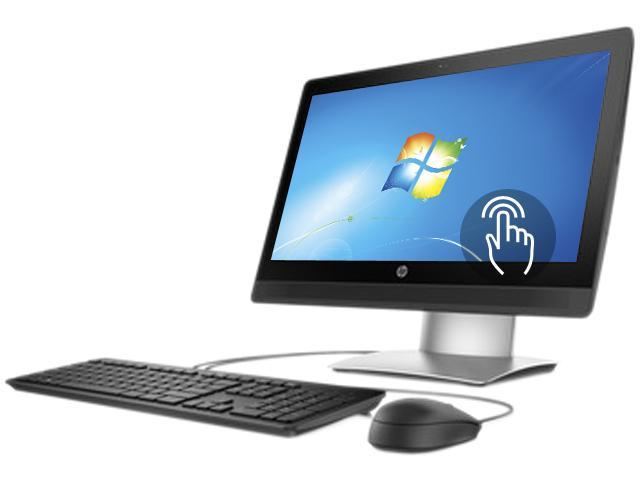HP All-in-One Computer ProOne 400 G2 (P5U57UT#ABA) Intel Core i3 6100 (3.70 GHz) 4 GB DDR4 500 GB HDD 20