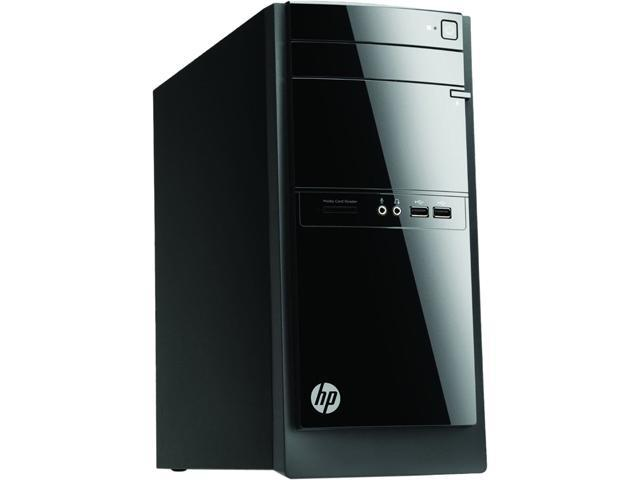 HP Desktop Computer 110-212 AMD E-Series E1-2500 (1.40 GHz) 4 GB 500 GB HDD Windows 10 Home