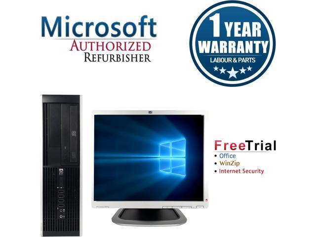 HP Desktop Computer 6000 Pro-SFF + 22