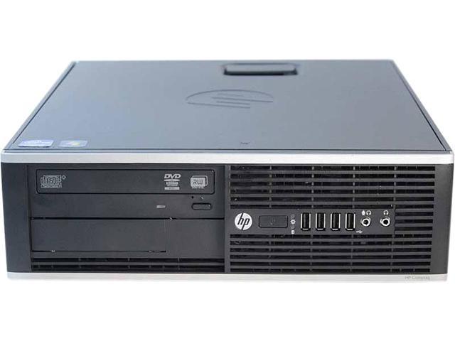 HP Desktop Computer 6200 Pro Intel Core i5 2nd Gen 2400 (3.10 GHz) 8 GB DDR3 1 TB HDD Windows 10 Home