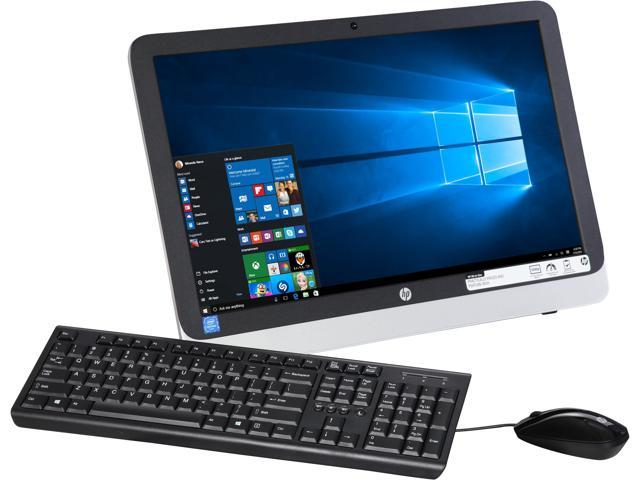 HP All-in-One Computer 23-R110 Pentium G3260T (2.90 GHz) 4 GB 1 TB HDD 23