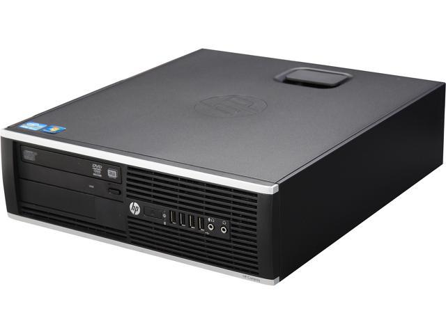 HP Desktop PC Elite 8200 Intel Core i5 3.1 GHz 4 GB 250 GB HDD Windows 7 Professional 64-Bit (MAR)