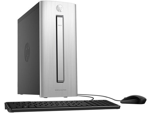 HP Desktop PC ENVY 750-140z A10-8000 Series A10-8750 (3.60 GHz) 16 GB 1 TB HDD Windows 10 Home