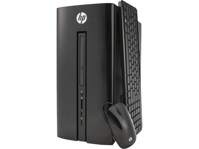 HP Pavilion 550-560se Desktop Intel Core i5-6500 5.7GHz 55GB 5TB Win 10