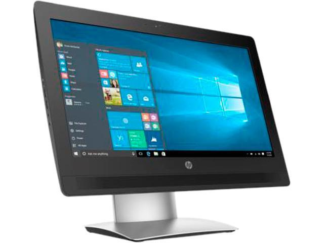 HP All-in-One Computer ProOne 400 G2 (W5Y42UT#ABA) Pentium G4400 (3.3 GHz) 4 GB DDR4 500 GB HDD 20