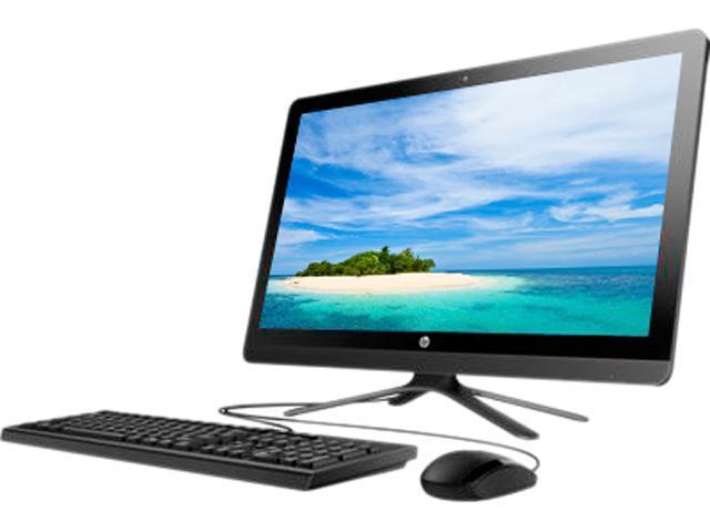 HP Bilingual All-in-One Computer 24-g069 A8-Series APU A8-7410 (2.20 GHz) 8 GB DDR3L 1 TB HDD 23.8