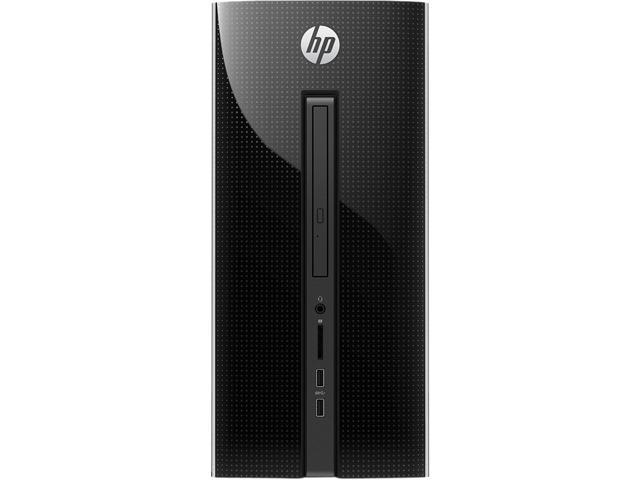 HP Desktop Computer 251-A121 Pentium N3700 (1.60 GHz) 4 GB 1 TB HDD Windows 10 Home