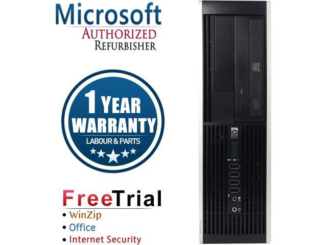 Refurbished HP ELITE 8200 SFF Intel Core i5 2400 3.1G / 16G DDR3 / 240G SSD+2TB / DVD / Windows 10 Professional 64 Bit / 1 Year Warranty