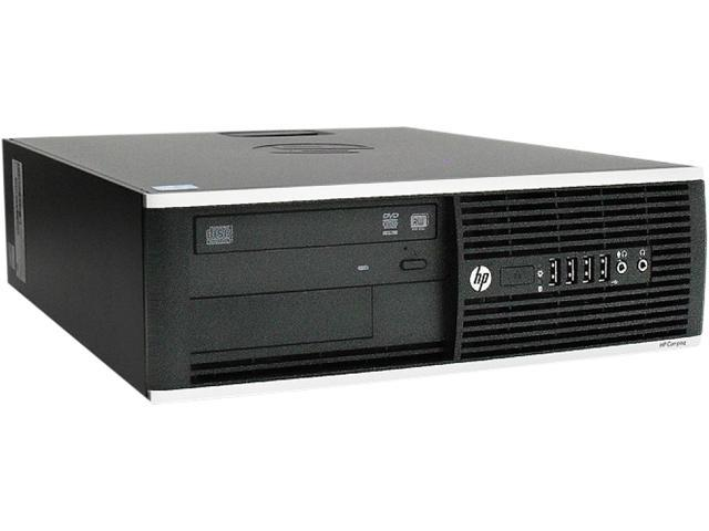HP Desktop Computer 6300 Pro Intel Core i5 3rd Gen 3470 (3.20 GHz) 8 GB 1 TB HDD Windows 10 Pro