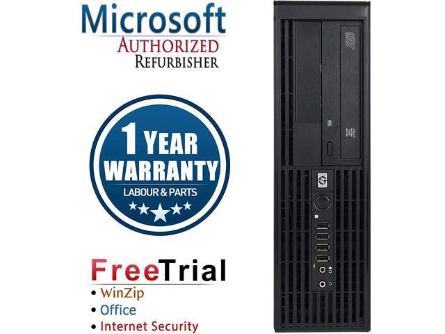 Refurbished HP Z220 SFF Intel Core I7 3770 3.4G / 8G DDR3 / 1TB / DVDRW / NVS300 / Windows 10 Professional 64 Bits / 1 Year Warranty