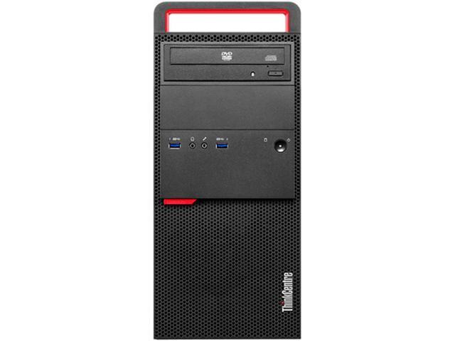 Lenovo Desktop Computer ThinkCentre M800 (10FW0004US) Intel Core i7 6th Gen 6700 (3.4 GHz) 8 GB DDR4 120 GB SSD Intel HD Graphics 530 Windows 7 Professional 64-Bit / Windows 10 Pro Downgrade