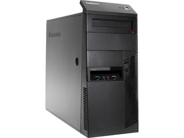 Lenovo Desktop Computer M90 Intel Core i7 860 (2.80 GHz) 8 GB 1 TB HDD Windows 10 Pro 64-Bit