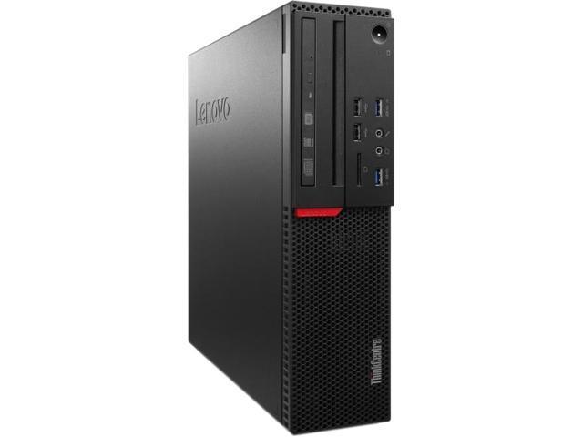 Lenovo ThinkCentre M800 10FY001DUS Desktop Computer - Intel Core i5 (6th Gen) i5-6400 2.70 GHz