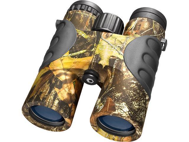 BARSKA ATLANTIC 10x42 WP Mossy Oak Break-Up Waterproof Binoculars