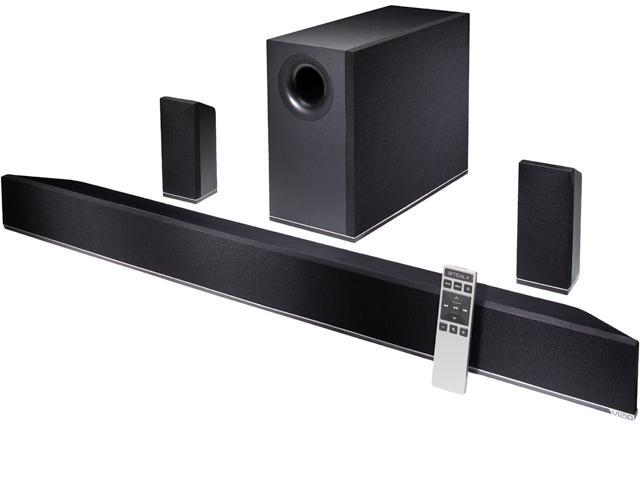 "VIZIO S4251W-B4 5.1 CH 42"" 5.1 Home Theater Sound Bar with Subwoofer and Satellite Speakers System"