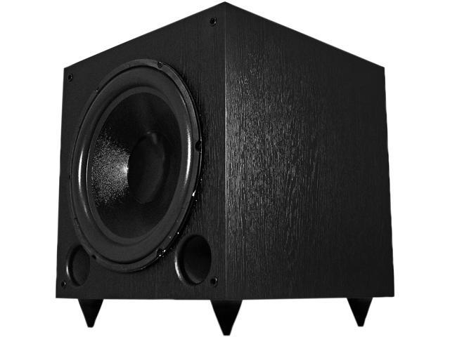OSD Audio PS12 High Powered 175-Watt Premium 12-Inch Home Theatre Subwoofer