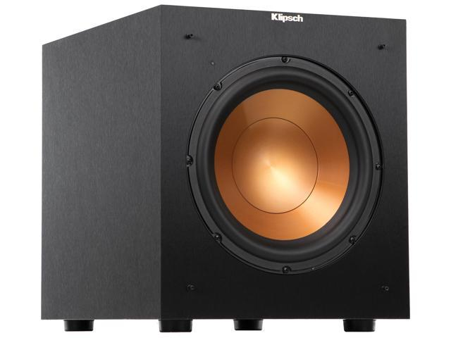 Klipsch Reference Series R-10SW 10-Inch 300W Subwoofer