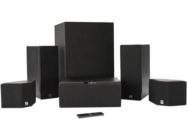 Enclave Audio CineHome HD 5.1 Wireless Audio Home Theater System