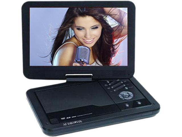 "Audiovox DS2038 10"" HiDef Swivel Display DVD"