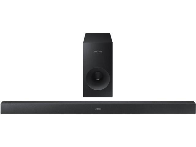 Samsung HW-KM36 2.1 CH Factory Recertified 2.1-Channel Soundbar w/ Wireless Subwoofer Bluetooth System