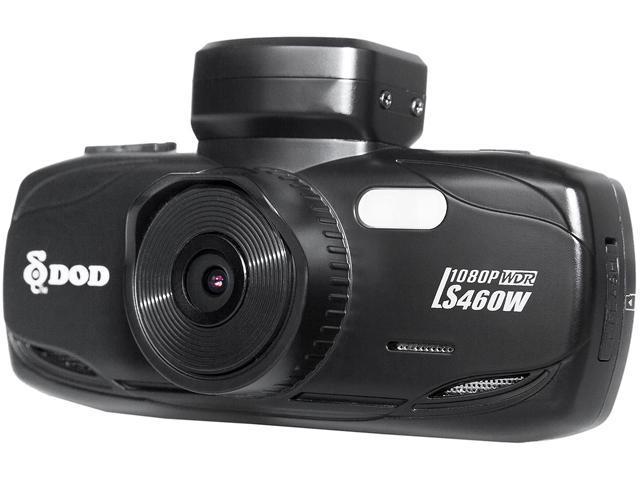 DOD Tech DOD-LS460W TRUE 1080P FULL HD GPS DASHCAM
