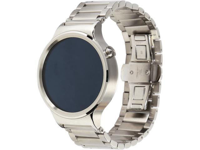 Huawei 55020538-RF Smart Watch Stainless Steel with Stainless Steel Link Band Minor Scratch on Watch and Band