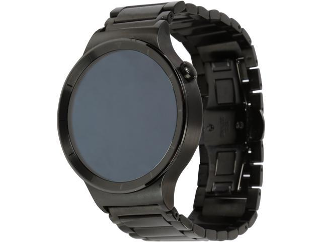 Huawei 55020539-RF Smartwatch 42mm Stainless Steel Black Steel Link Minor Scratch on...