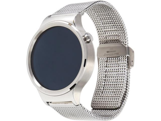 Huawei 55020544-RF Smart Watch Stainless Steel with Stainless Steel Mesh Band Minor scratch on watch and band