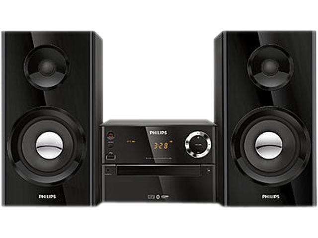 Philips BTM2180 Micro Music System W/ Bluetooth