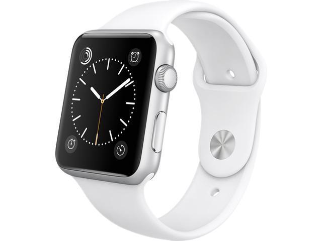 Apple 4J3N2Z/A Wearable Technology Silver Aluminum