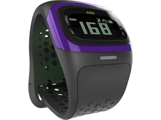 MIO 53P-BLU ALPHA Heart Rate Sport Watch Indigo