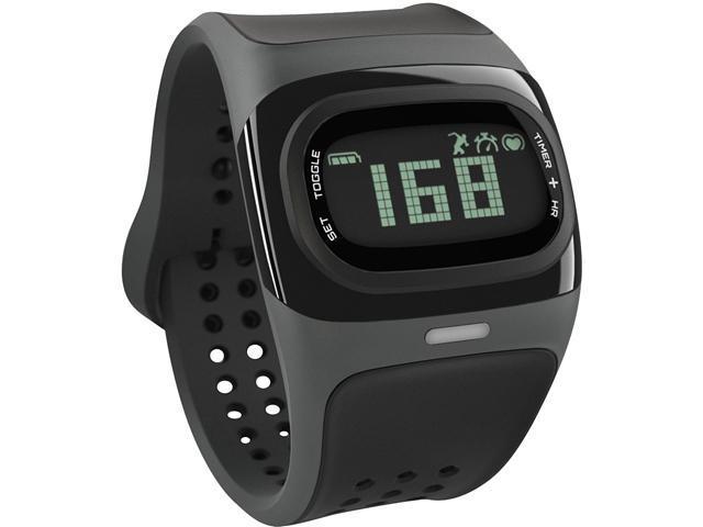 MIO 53PBLK-INT ALPHA Heart Rate Sport Watch Black