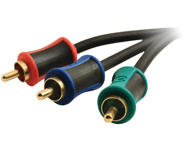 Mywerkz 44531 3.3 ft. 500 Series Component Video Cable M-M
